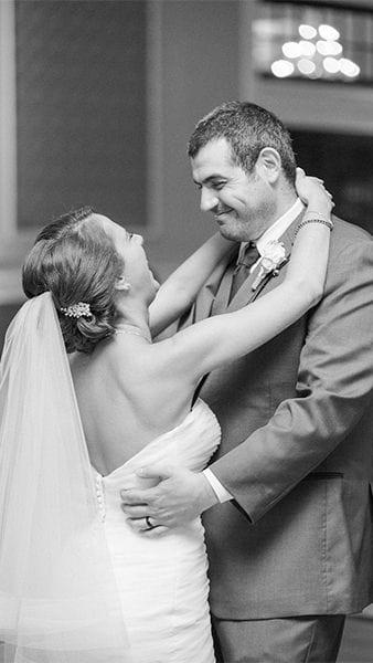 Drexelbrook Wedding Couple Dancing