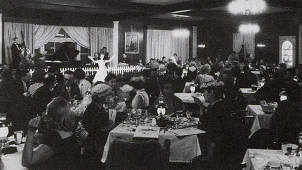 Live Music in Drexelbrook circa 1950s and 1960s
