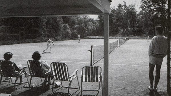 Drexelbrook Club Tennis Courts