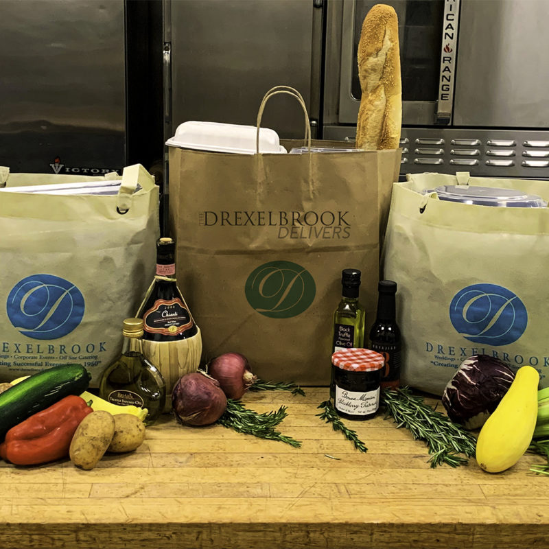 drexelbrook delivery table bags 2020