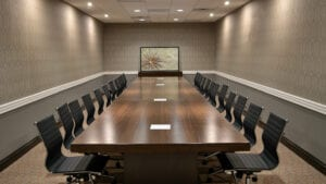 Executive Boardroom at the Drexelbrook Franklin Conference Center