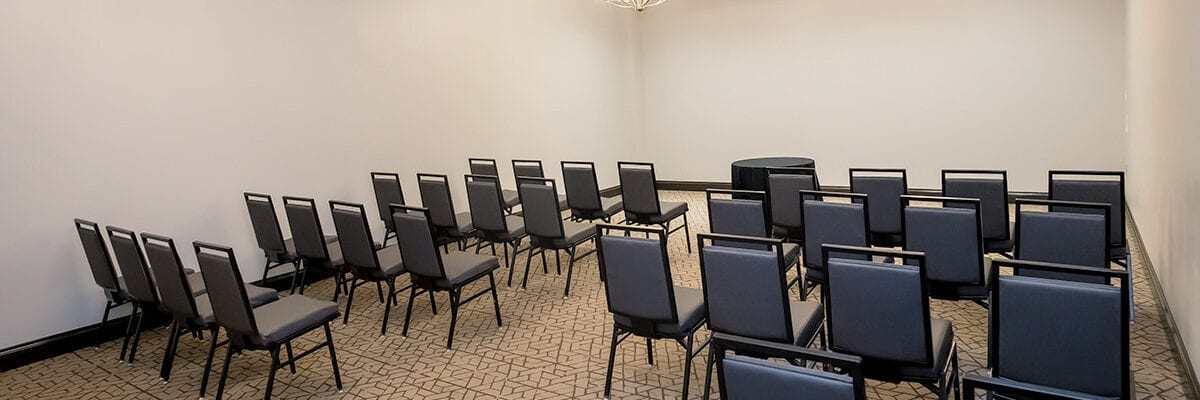 Breakout Room in the Franklin Conference Center