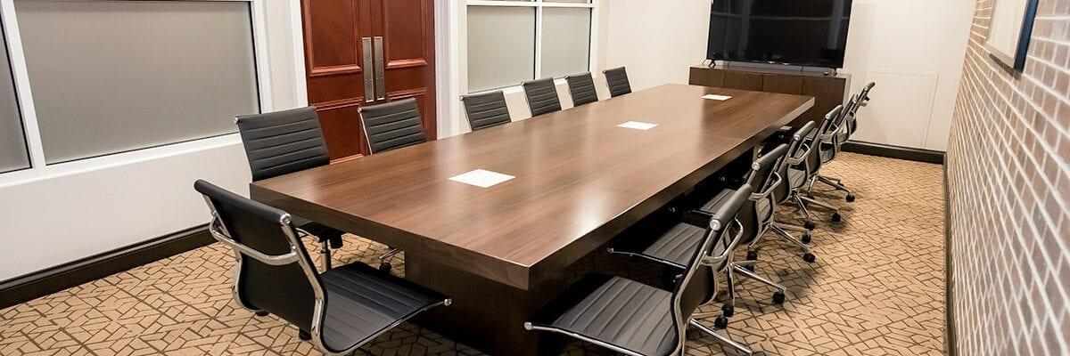 Franklin Conference Center Boardroom