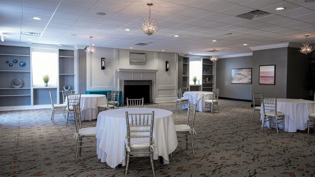 Belmont Room Drexelbrook Mansion Ballroom
