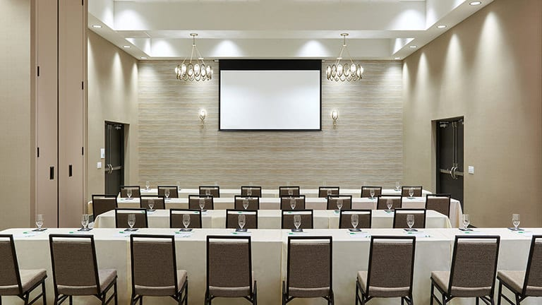 Revere Meeting Room at The Holiday Inn & Suites