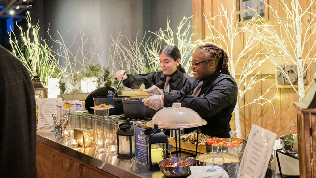 Drexelbrook Off-Site Catering Franklin Commons