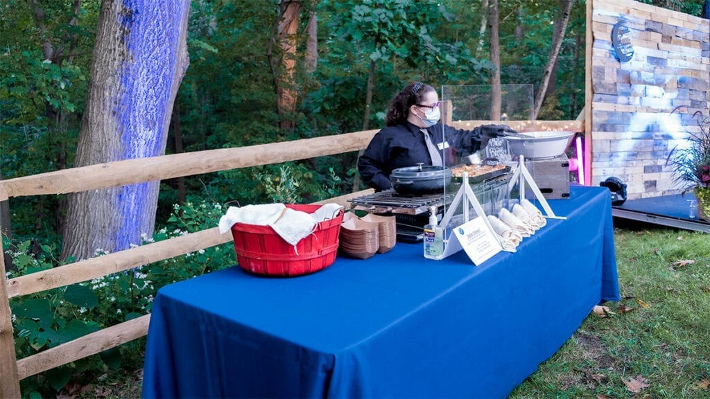Drexelbrook Off-site Catering Service