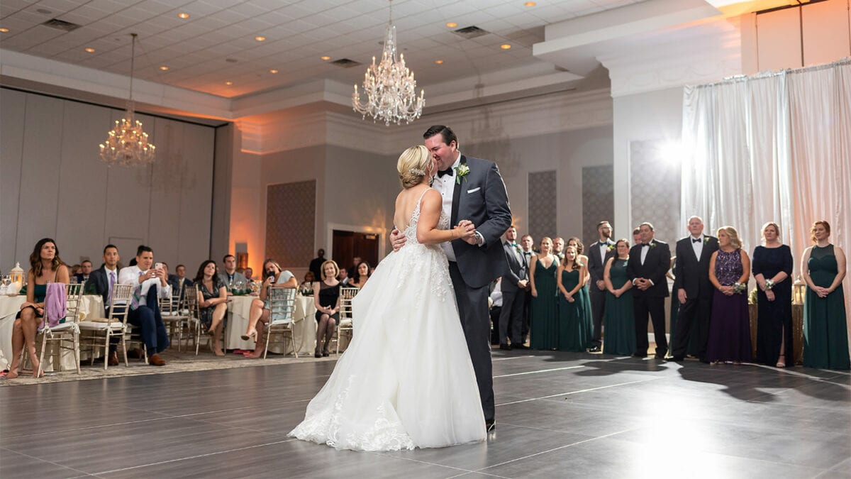 Drexelbrook Ballroom Wedding Reception