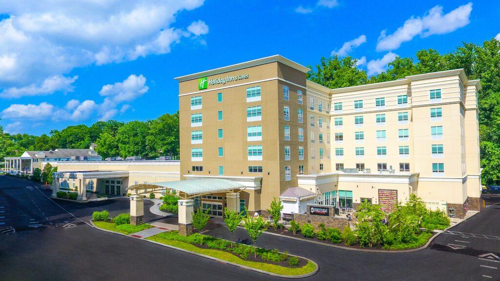 Holiday Inn Suited Philadelphia W Drexel Hill